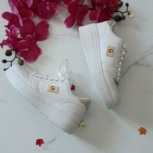 Guess Shoes - Guess Platform & Wedge Sneakers